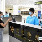 2021 china Entry policy and quarantine on Arrival.